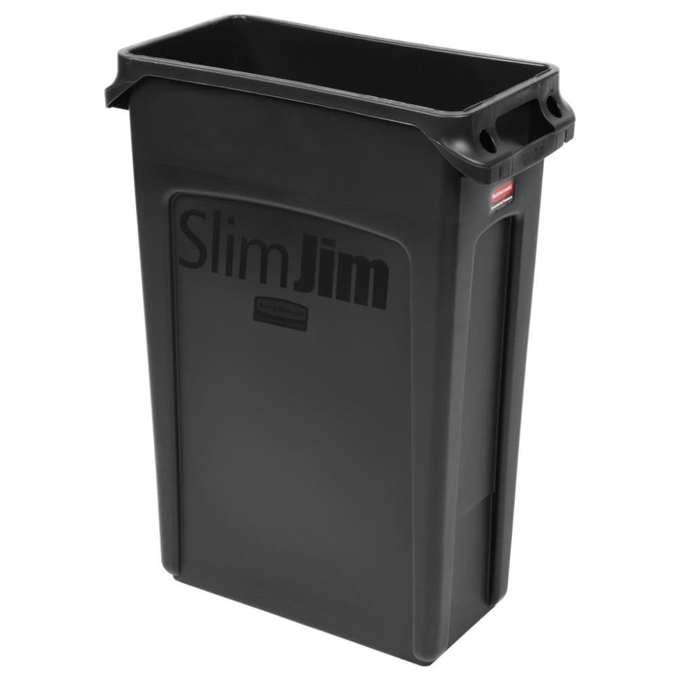 Butler Rents Slim Jim Trash Can Rentals